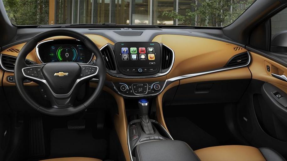 Chevrolet отправит модель Volt «на покой» 2