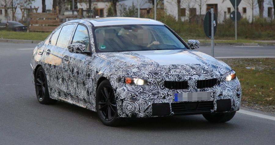 «Заряженные» модели BMW обзаведутся новым двигателем 1
