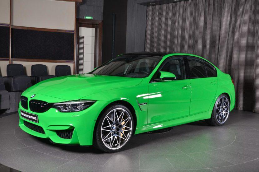 BMW M3, вызывающий обильное слюноотделение, выставили на торги 1
