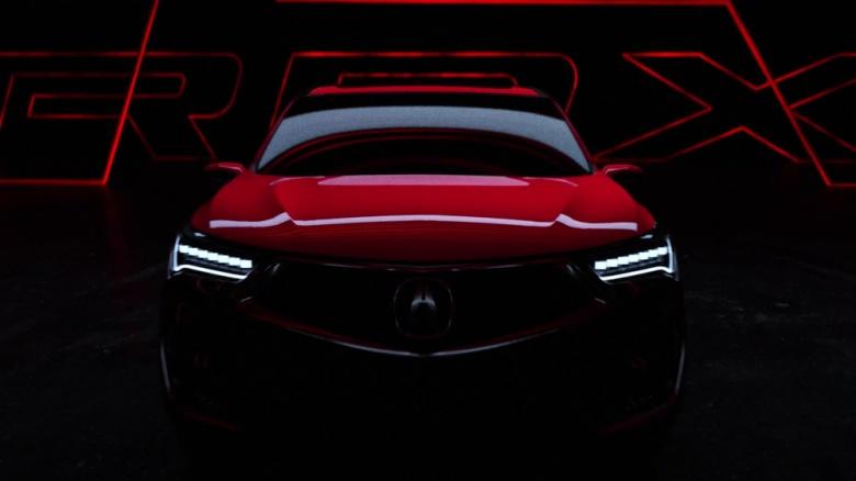 Новая Acura RDX дебютирует в Детройте 1