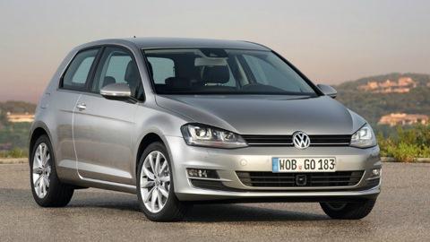 Названы самые популярные автомобили Европы 1