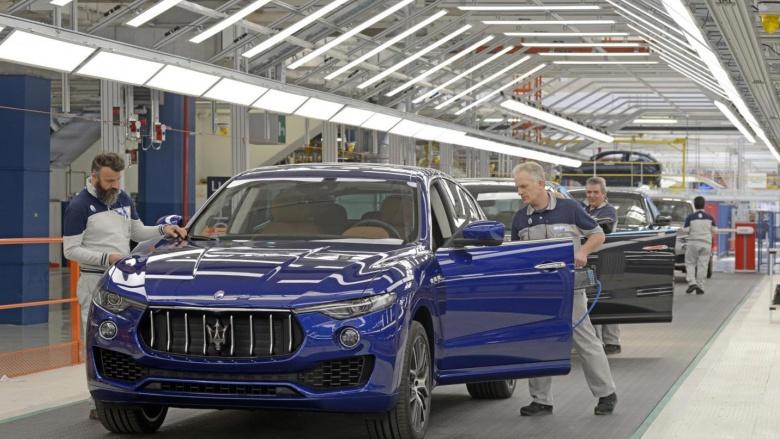 Компания Maserati испытывает серьезные проблемы 1