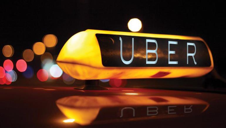 Uber официально признали транспортной компанией 2