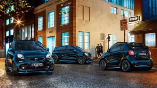 Smart электрифицирует все свои автомобили к 2020 году 1