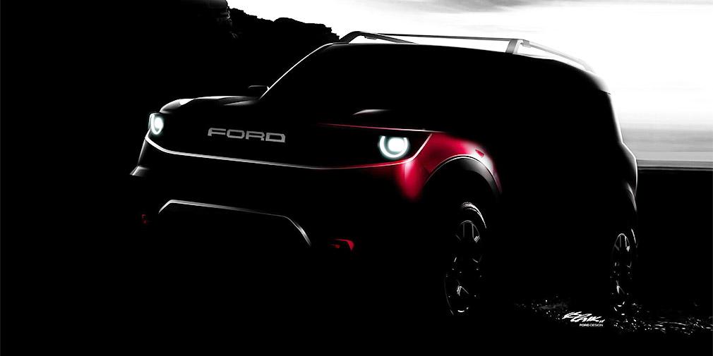 Ford возрождает имя Maverick для нового кроссовера 1