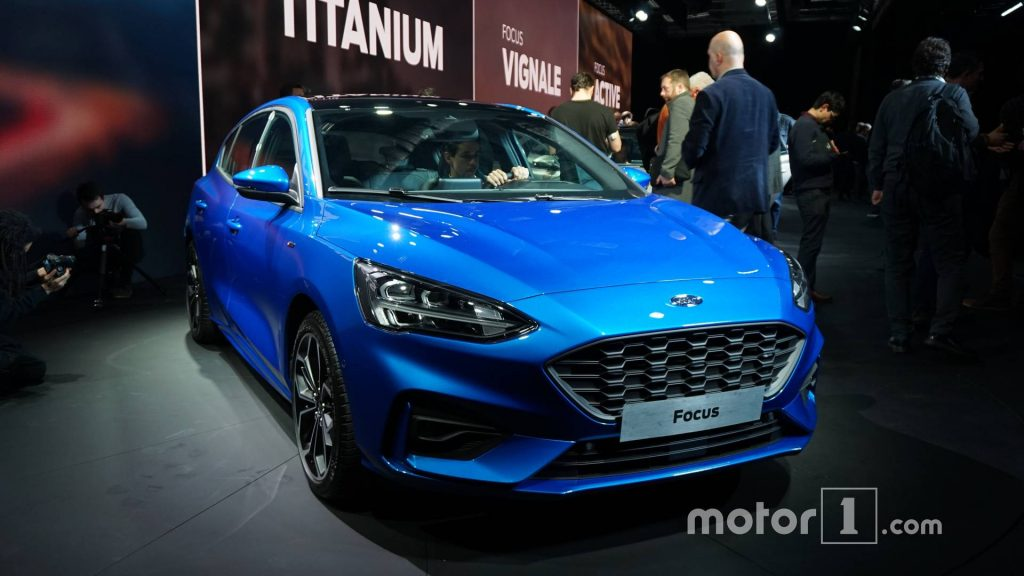 Ford показал новый Focus во всей красе 1