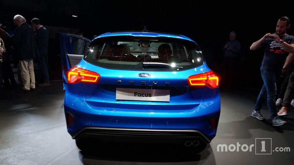 Ford показал новый Focus во всей красе 2