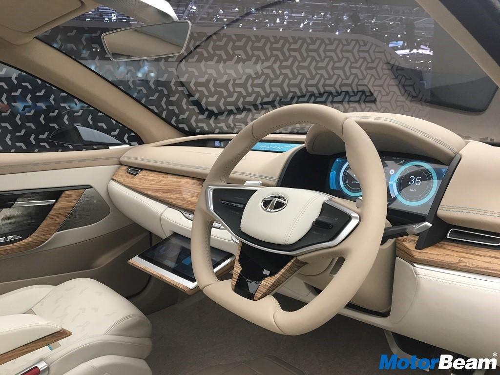 Индусы презентовали в Женеве стильный автомобиль 3