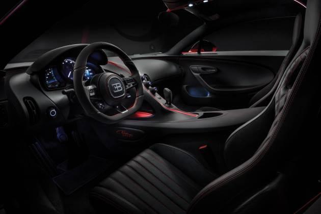 Bugatti презентовала гиперкар стоимостью 3,7 миллиона долларов 2