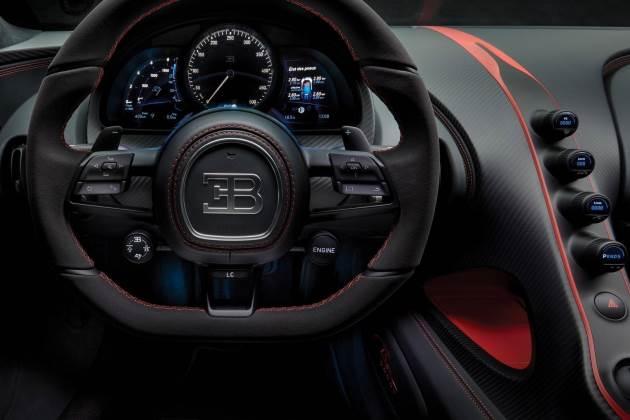 Bugatti презентовала гиперкар стоимостью 3,7 миллиона долларов 3