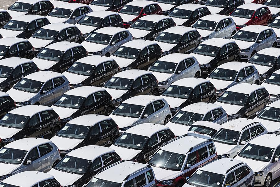 В Украине новый лидер автомобильного рынка 1