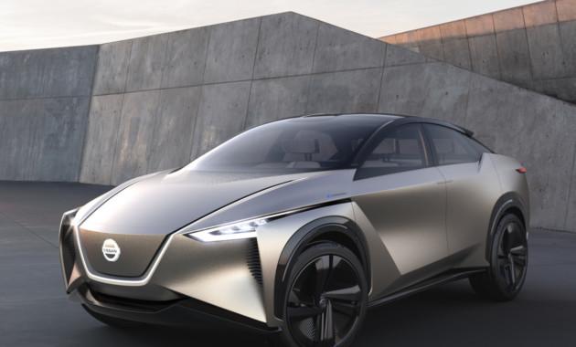 Nissan официально презентовал концептуальный кроссовер 1