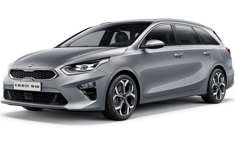 Новый универсал Kia Ceed дебютировал официально 2