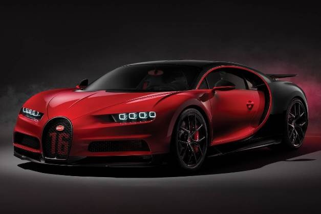 Bugatti презентовала гиперкар стоимостью 3,7 миллиона долларов 1