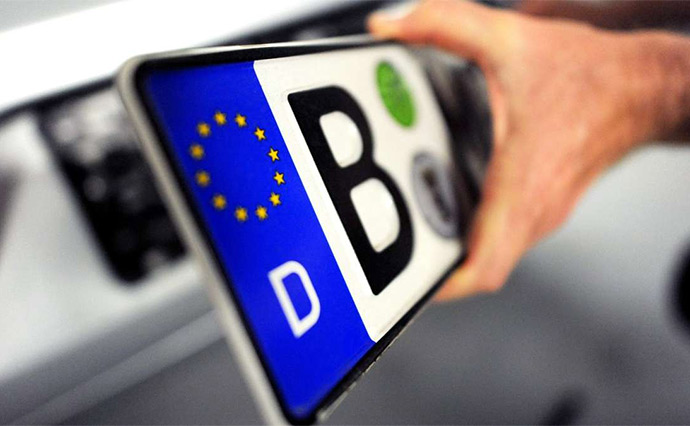Что будет с автомобилями на еврономерах 1