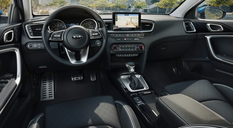 Новый универсал Kia Ceed дебютировал официально 5