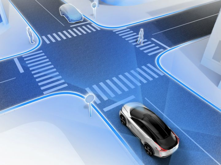 Nissan официально презентовал концептуальный кроссовер 2