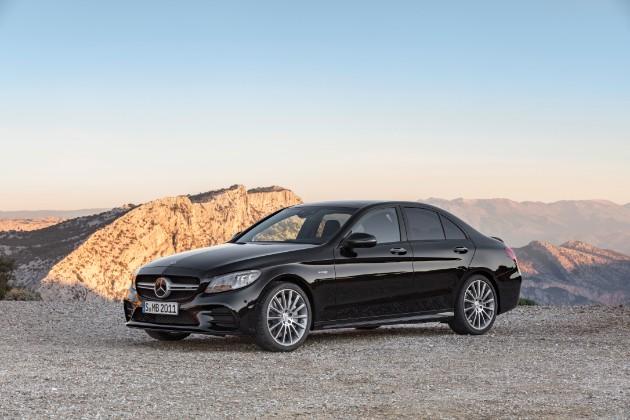 Mercedes-AMG C 43 станет еще мощнее 2