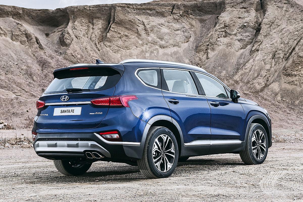 «Новая эра»: тест-драйв нового Hyundai Santa Fe 2