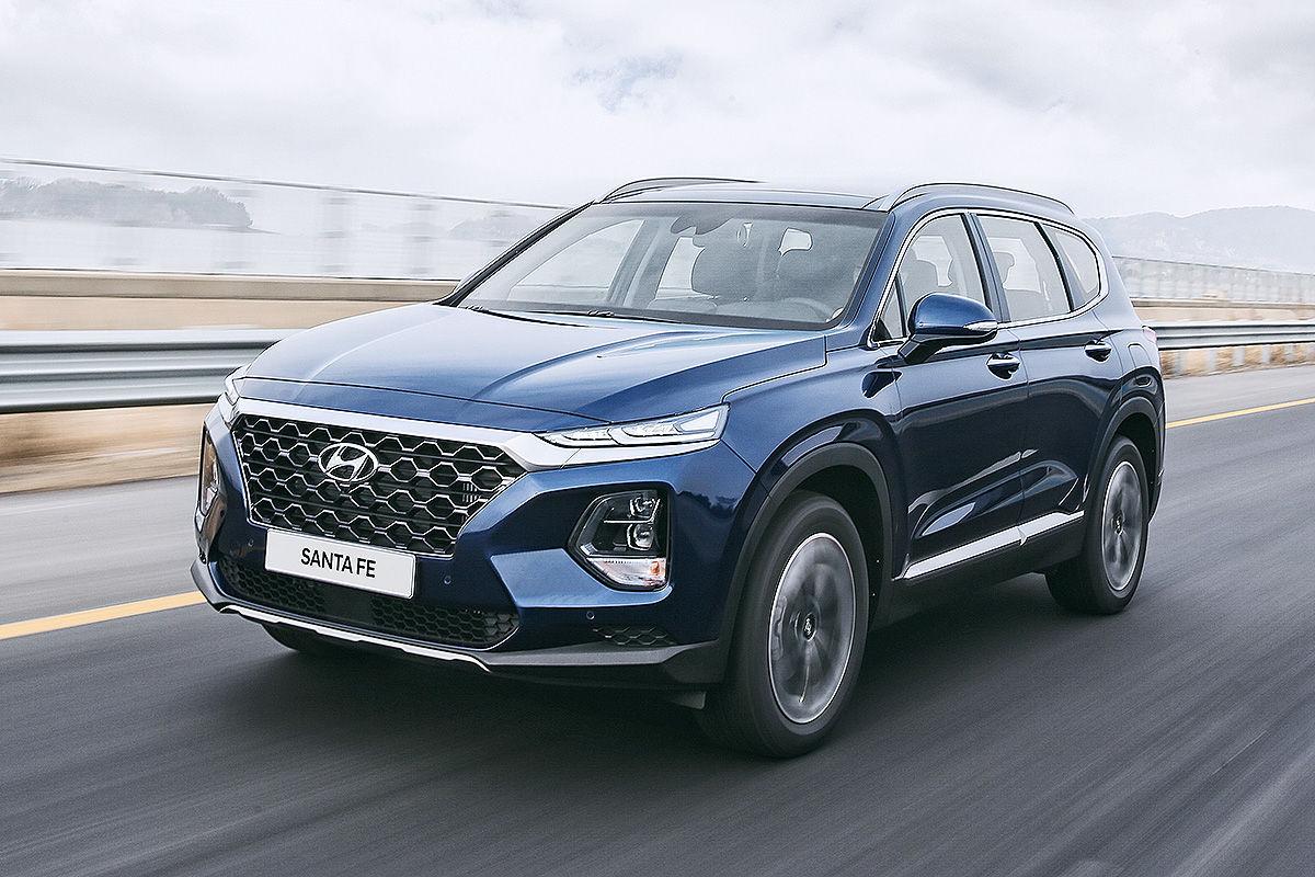 «Новая эра»: тест-драйв нового Hyundai Santa Fe 1