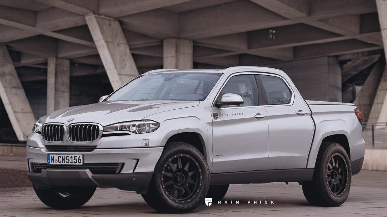 Австралийцы требуют, чтобы компания BMW выпустила пикап 1
