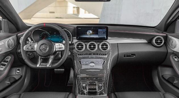 Mercedes-AMG C 43 станет еще мощнее 3