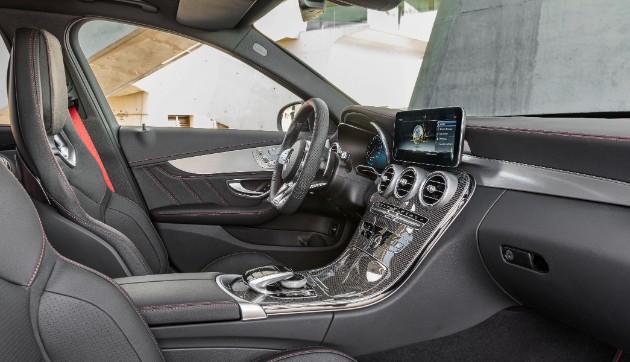 Mercedes-AMG C 43 станет еще мощнее 4
