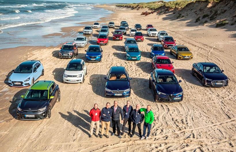 Сегодня объявят победителей премии «Европейский автомобиль года» 1