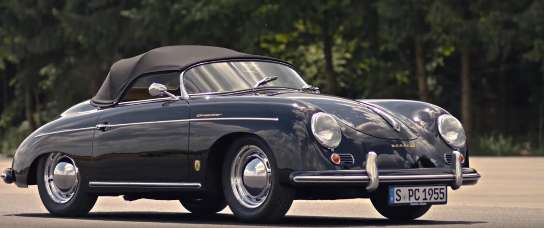 Porsche возрождает выпуск барабанных тормозов 1