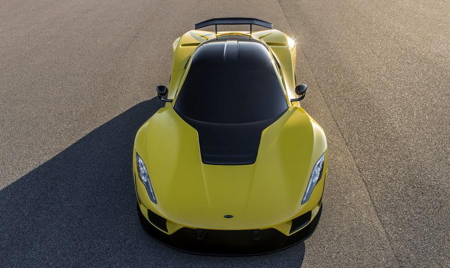 Chiron остался позади: в США представили самый быстрый в мире серийный автомобиль 1