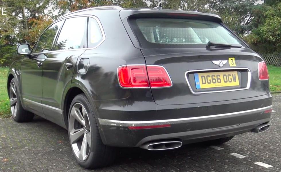 Гибридный Bentley покоряет Нюрбургринг 2