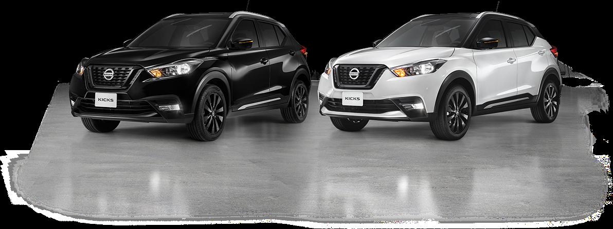 Кроссовер Nissan Kicks «перешел на черную сторону» 1