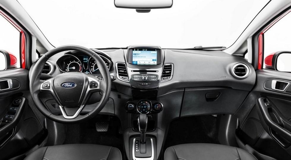 Ford Fiesta прошлого поколения пережил рестайлинг 3