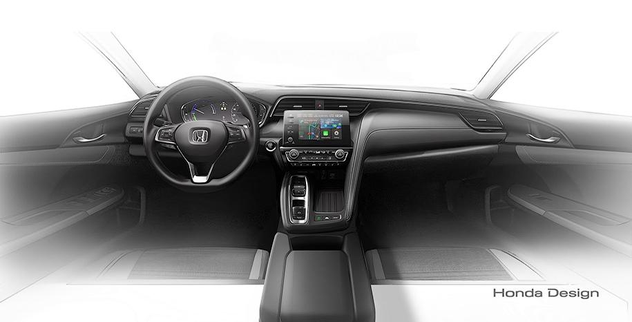 Honda возродит гибрид Insight 4