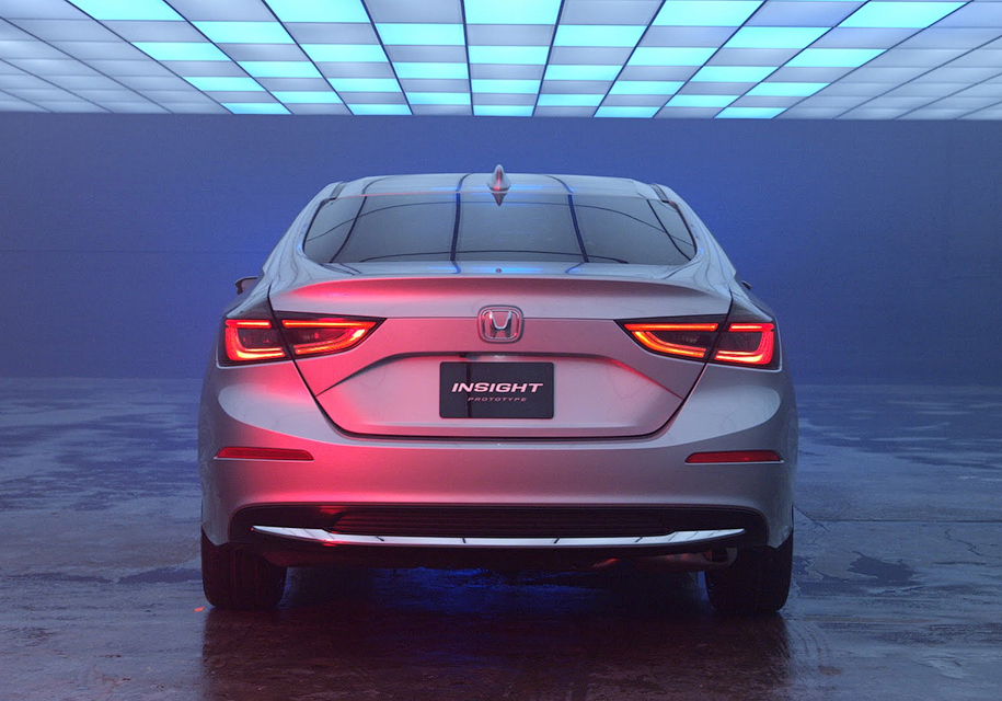 Honda возродит гибрид Insight 3