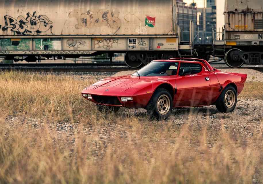 Легендарную Lancia Stratos оценили в 475 тысяч долларов 1
