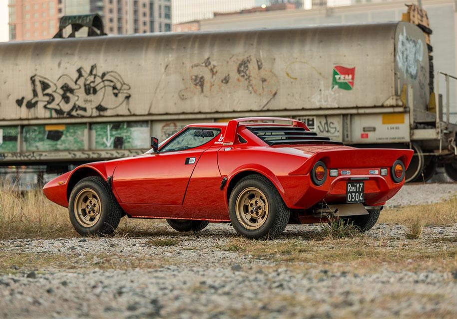 Легендарную Lancia Stratos оценили в 475 тысяч долларов 2