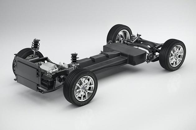 Volvo представит электрический хетчбэк 3