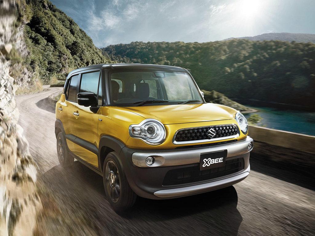 Новая компактная «Пчела» от Suzuki выходит на рынок 1