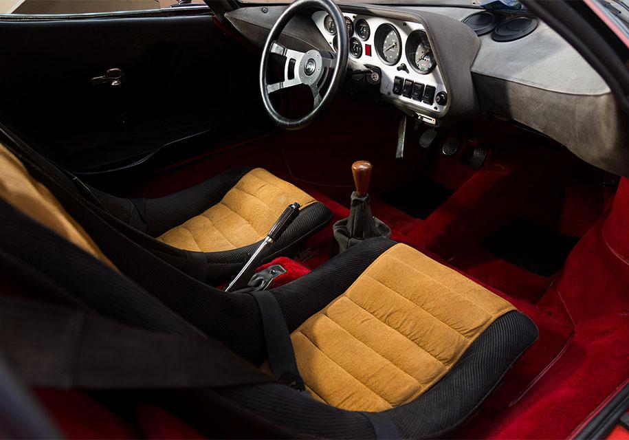 Легендарную Lancia Stratos оценили в 475 тысяч долларов 3