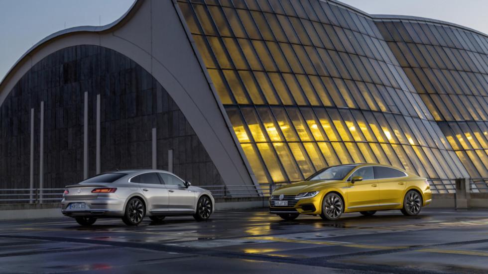 Volkswagen Arteon готовится к премьере в США 2