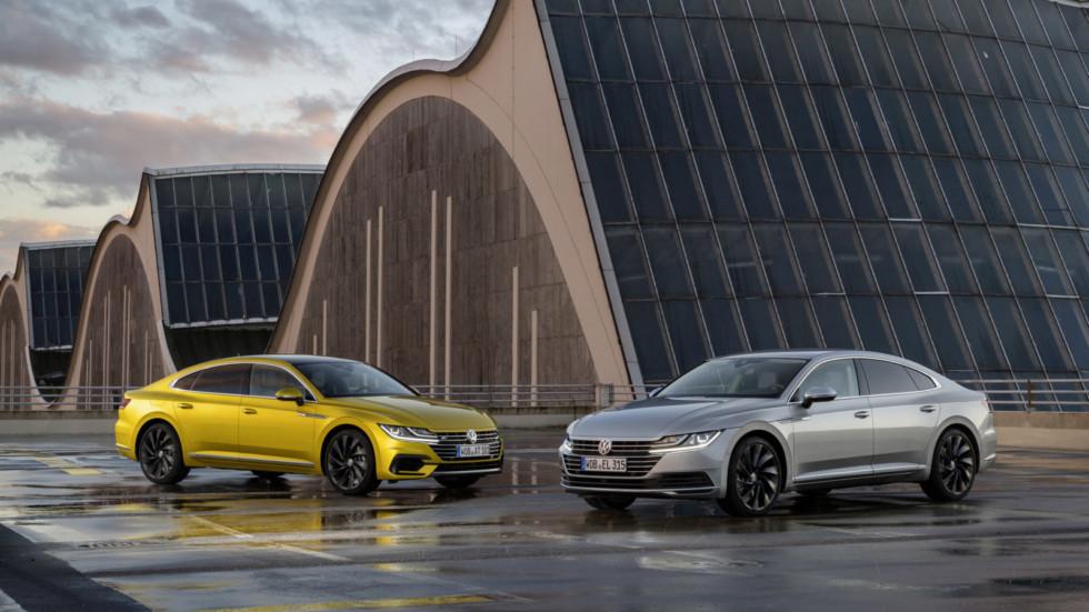 Volkswagen Arteon готовится к премьере в США 1