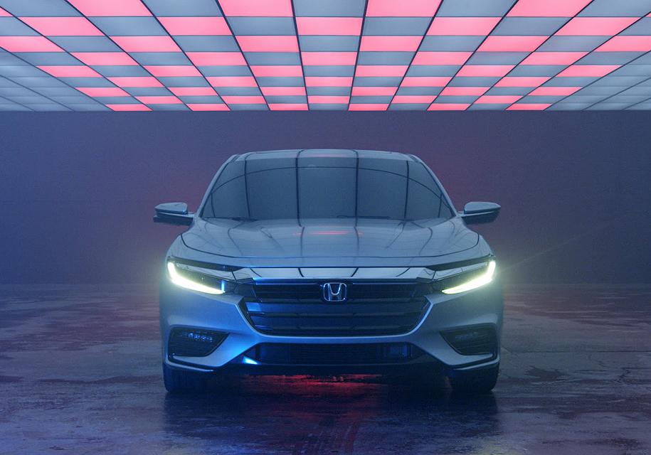 Honda возродит гибрид Insight 1