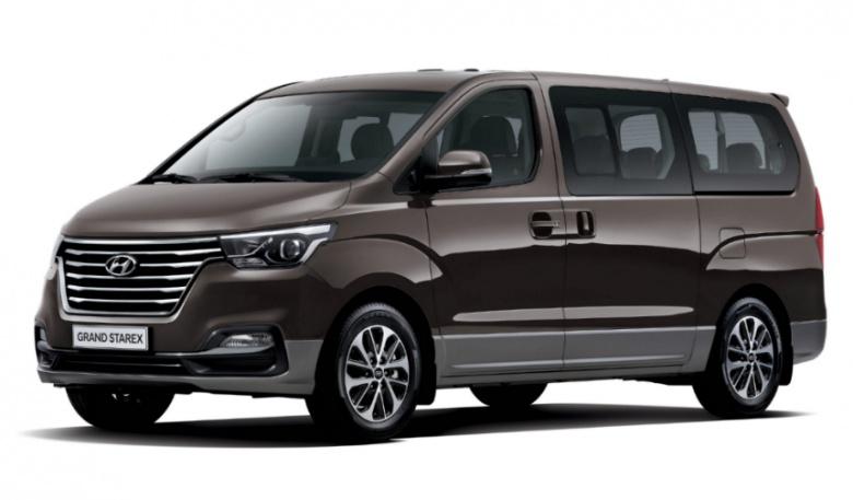 Популярный минивен Hyundai пережил рестайлинг 1