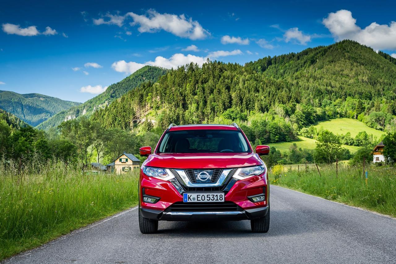 Nissan X-Trail станет гибридом 1