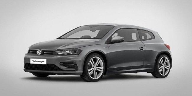 Трёхдверный VW Polo Coupe: первые изображения 1