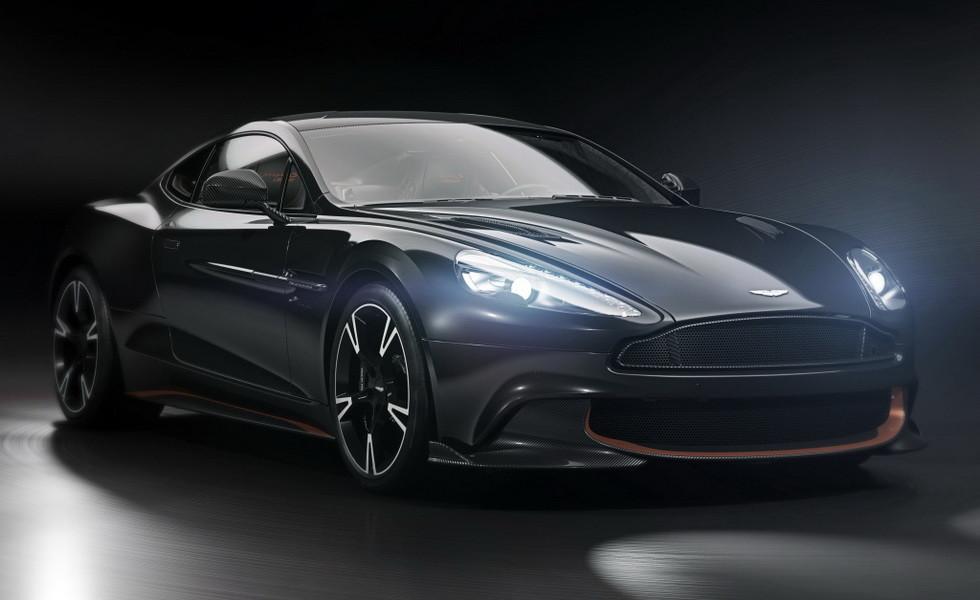 Свежие подробности о новом Aston Martin Vanquish 1