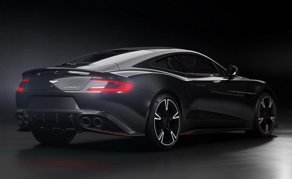 Свежие подробности о новом Aston Martin Vanquish 2