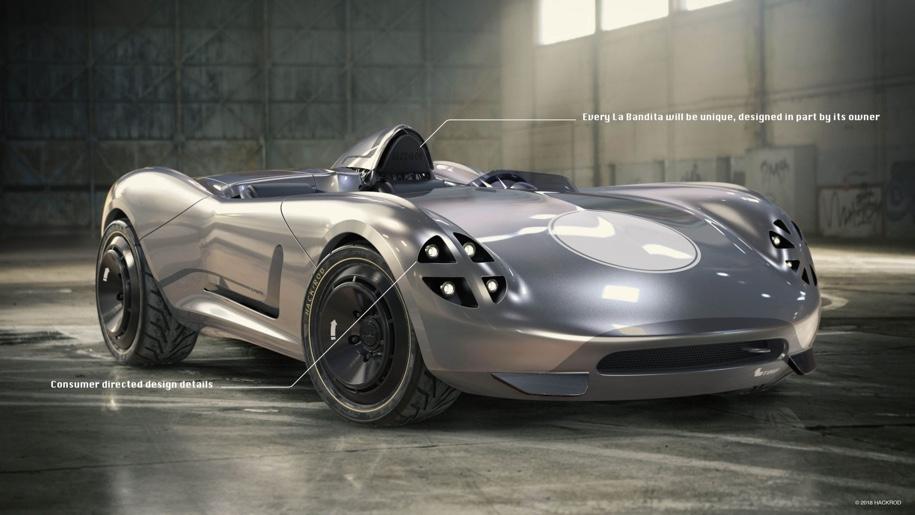 Жителям США предложат спроектировать свой автомобиль 1