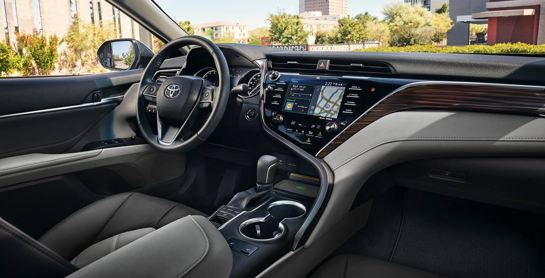 «Новый уровень»: тест-драйв новой Toyota Camry 3